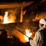 レポート:丹波焼最古の登窯 修繕前の大そうじ